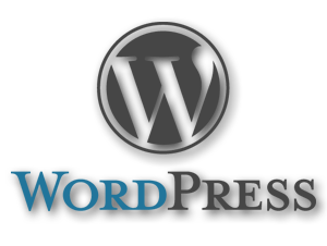 WordPress logotipas